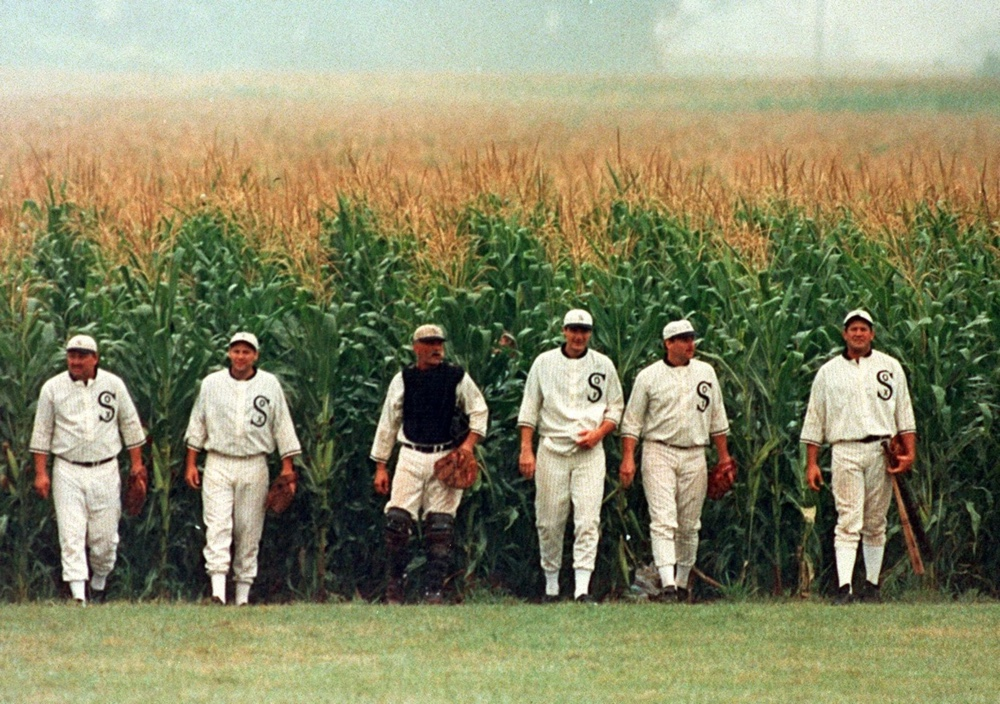 field of dreams startup myths